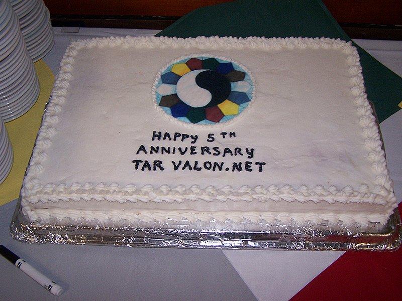 Anni cake