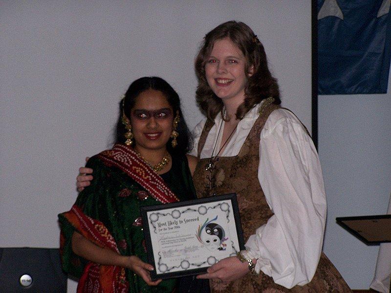 Zashara and Jenarra