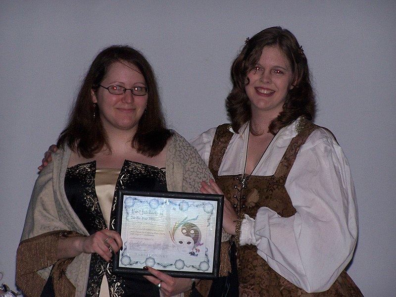 Sela and Jenarra
