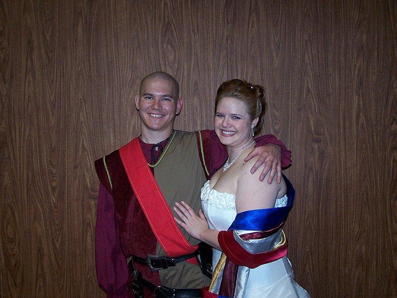 Valorian and Eleyan