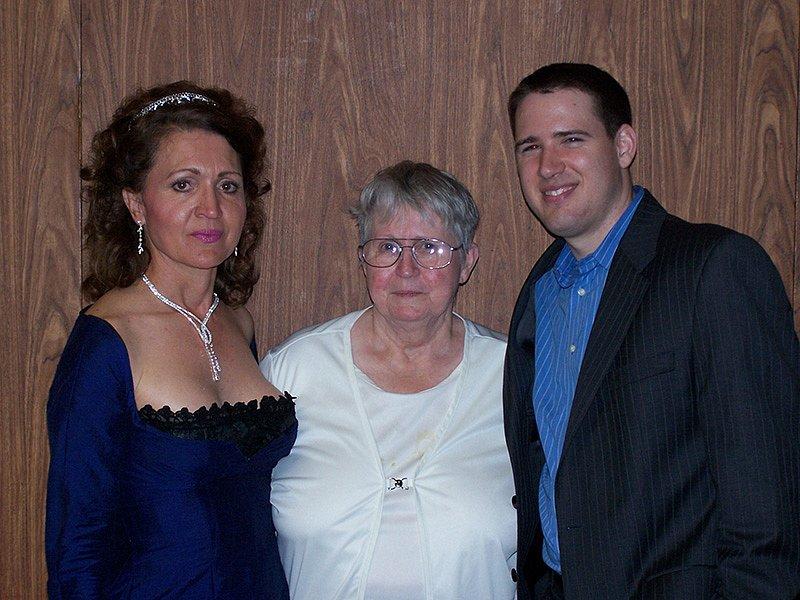 Arisaema, her mom, and Jaimes