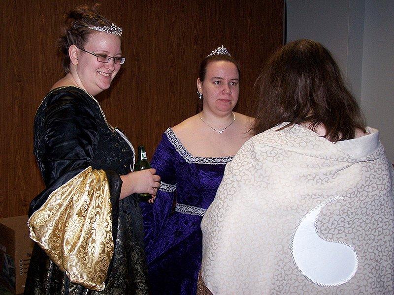 Adriana, Lireina, and Sela