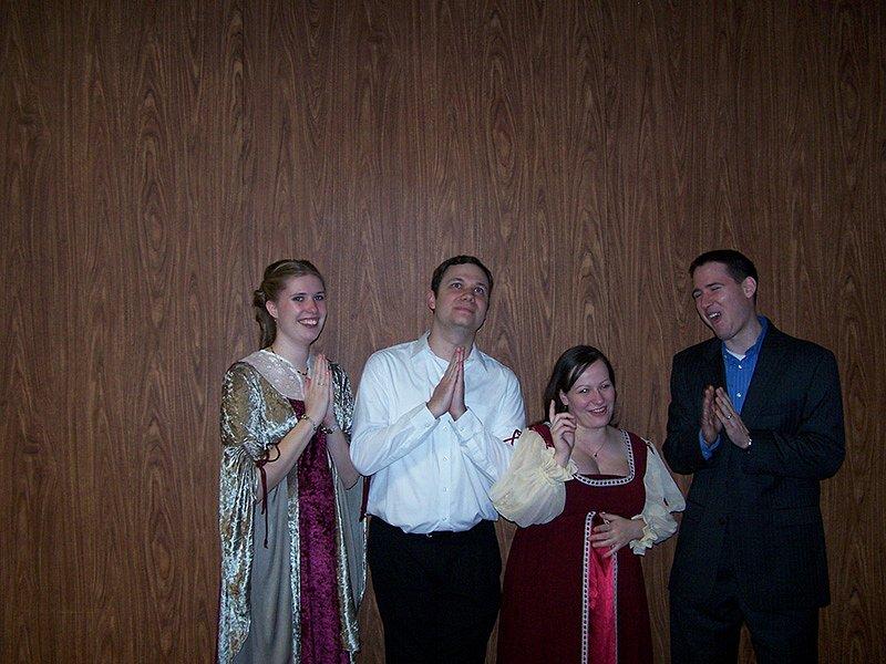 Eniara, Rollyn, Aliandra, and Jaimes