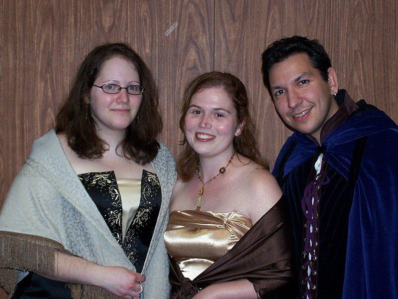 Sela, Ismene, and Taric