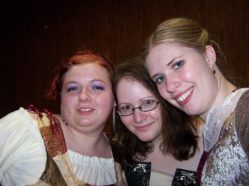 Triste, Sela, and Eniara