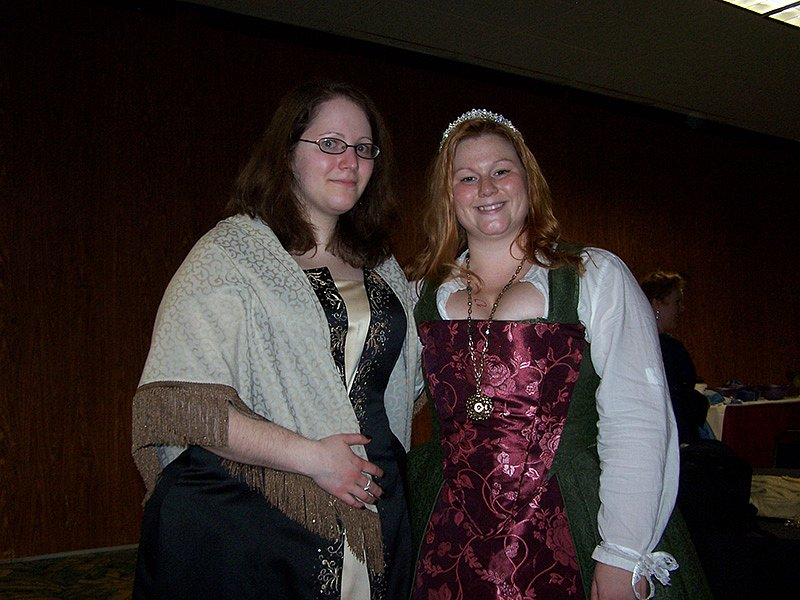 Sela and Branwyn