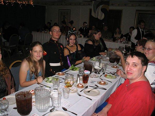 Amara, Jarin, Cataia, Faeril, Adriana, and Micah