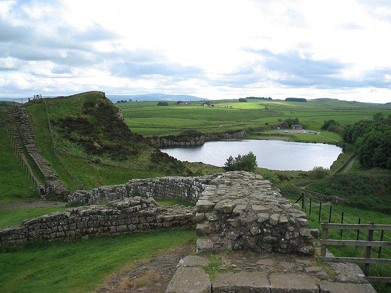 Hadrian's Wall 2004