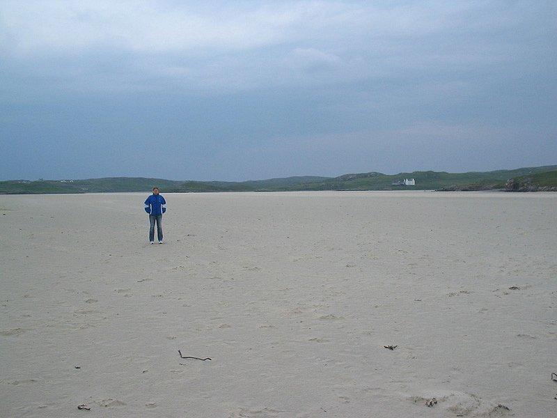 Uíg beach